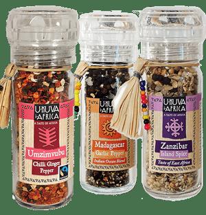 African spices Ukuva iAfrica