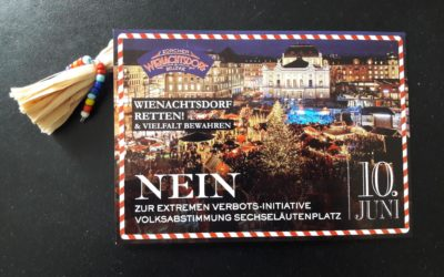 NEIN Zur Sächsilüten – Verbots-Initiative!