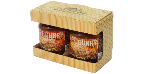 Curry Paste Gift Obl