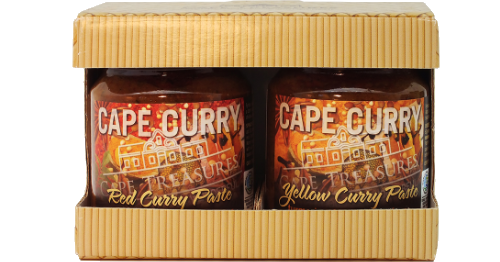 Curry Paste Gift front