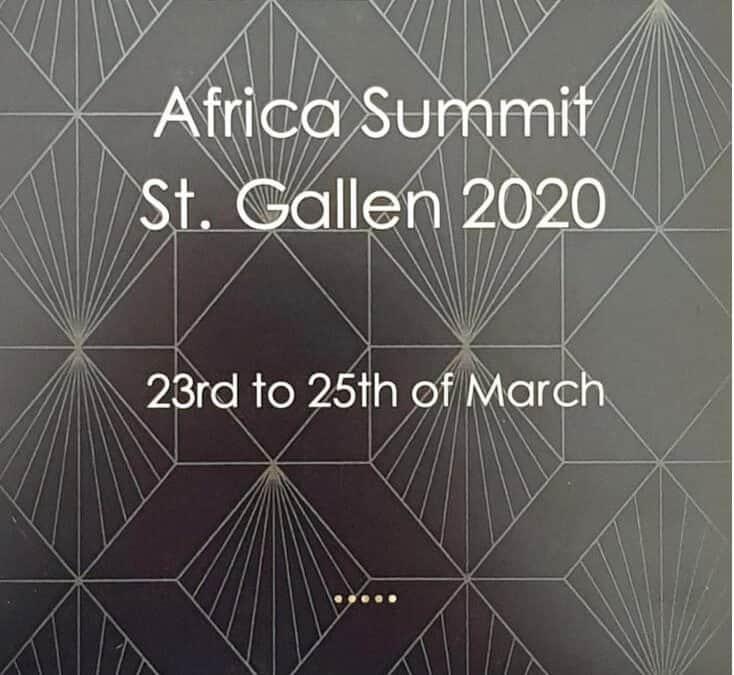 African Summit St. Gallen  – Thema Investition in Afrika